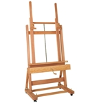 Mabef Lugano Easel Double Mast M-02D
