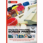 Speedball DVD- Step-by-Step Instructions for Screen Printing