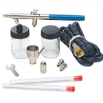 Badger 150-7 Dual Action Airbrush Set