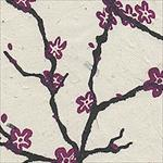 Nepalese Peach Blossom Paper
