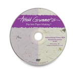 Dip into Papermaking!' with Arnold Grummer (DVD)
