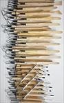 69 Piece Pottery Tool Set