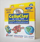 CelluClay Instant Papier Mache 1 lb Box