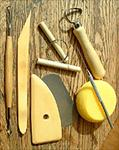 Eight piece Pottery Tool Kit