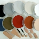 Pan Pastel Set of Ten - Drawing Set (Portrait Colors)