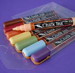 Chalk Ink Liquid Chalk Markers - Set of 8 Earthy Colors