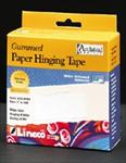 Lineco Gummed Paper Hinging Tape 1 inch x 130 feet