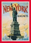 Boxed Set of New York Magnets by Cavallini