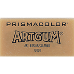 "Art Gum (Natural Rubber) Artist Eraser 2""x1""x7/8"""