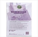 Arnold Grummer's pack of 20 Large Couch Sheets 9.25 x 11.75 inch reusable couch sheets