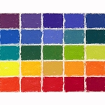 Mount Vision Pastels - Chromatic Set 25 Handmade Soft Pastels