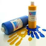 Solucryl Re-Soluble Watercolor/Acrylics - Recommended for Grades K thru 12