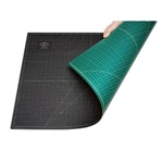 ALVIN Professional Self-Healing Cutting Mats - Green and Black Sides