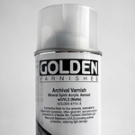 Golden Archival Varnish Matte 10 oz Spray Can