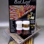 Gold Leaf Kit - Variegated Red Leaf