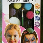Snazaroo Effects Face Painting Kit