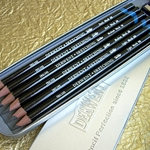 Derwent Watersoluble Graphite Sketching Pencils - Set of Six