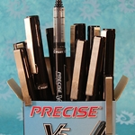 Box of 12 Precise V5 Roller Ball Drawing and Writing Pens