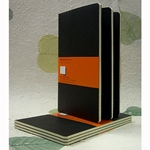 Moleskine Set of 3 Ruled Journals
