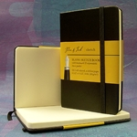 Pen & Ink Blank Sketch Book - 3-1/2x5-1/2 Inches