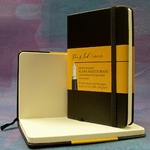 Pen & Ink Heavy-Weight Blank Sketch Book - 3-1/2x5-1/2 Inch