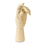 Wood Hand Manikin- Left Child Hand