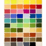 Rembrandt Pastel Sets - 60 Half Stick General Selection