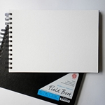 "Pentalic Watercolor Field Book - 7""x10"", 24 Sheets, 140lb CP"