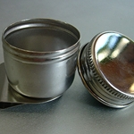 Stainless Steel Palette Cup - Single