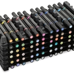 Prismacolor Art Marker Set - 72 Color Brush Marker Set