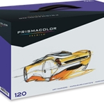 Prismacolor Art Marker Set - 120 Color Marker Set