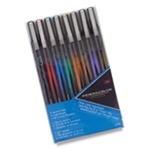 Prismacolor Fine Line Marker Set of 8 05 Markers