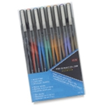 Prismacolor Fine Line Marker Set of 8 005 Markers