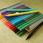 Pentel Color Pens Set of 36