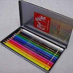 Caran D'Ache Pablo Colored Pencils Set of 12