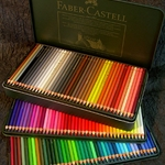 Faber Castell Polychromos Artist Colored Pencil Set of 120
