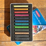 Derwent Inktense Block Set of 12 in a Tin