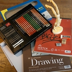 Draw Now! Complete Drawing Set!