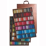 Sennelier Pastel Full Stick Set - Complete Wood Box - Set of 525