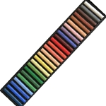 Girault Soft Pastel Sets - Starter Set - Set of 25 Pastels