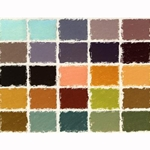Girault Soft Pastel Sets - Southwest Colors Set - Set of 25 Pastels