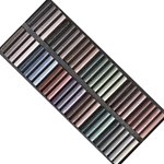 Girault Soft Pastel Sets - Grays Set - Set of 50 Pastels