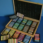 Jack Richeson Handmade Soft Pastels Assorted Set of 120