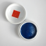 Chinese Stamp Ink - Top Grade Blue 15g