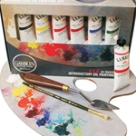 Gamblin Art Sketching Oils Introductory Set