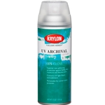 Krylon UV Archival Varnish - Gloss - 11oz