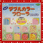 Origami Paper - 30 Color Tones Double Color Flora Box Set