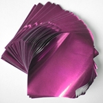"Foil Origami Paper - Pink 3.5"" Square 100 Sheets"