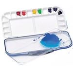 Mijello Fusion Airtight 18-Well Palette