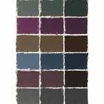 Great American Pastels - Dark Assortment - 18 Handmade Soft Pastels